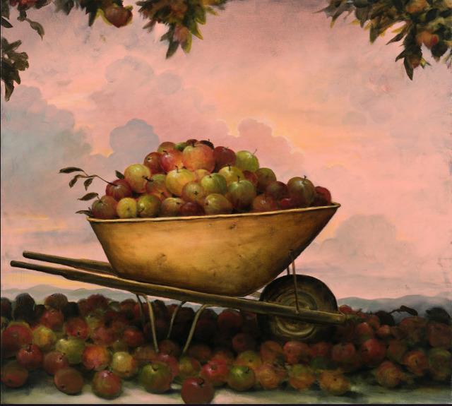 Kevin Sloan, 'Apples I've Eaten ', 2019, k contemporary