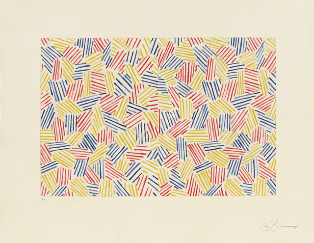 , 'Untitled I,' 1976, Ludorff