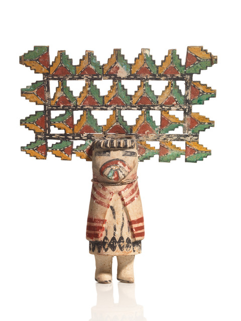 , 'Kachina Doll ,' ca. 1900, Donald Ellis Gallery