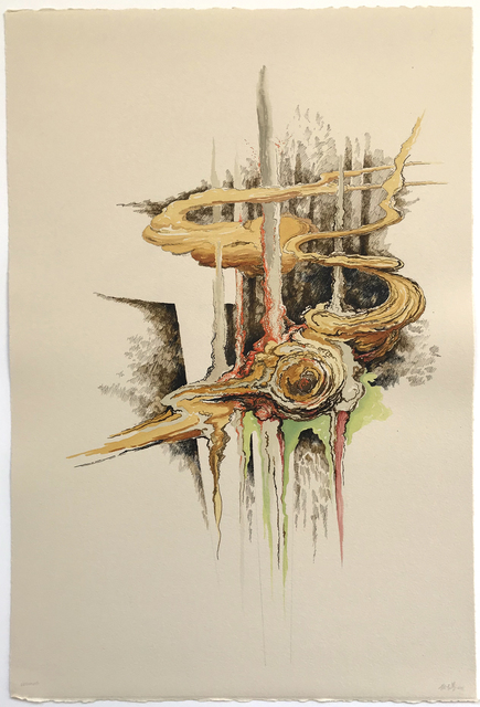 Mathew Kelly, 'Seething', 2015, Olson Larsen Gallery