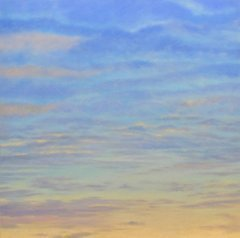 , 'Banded Sky,' 2018, Andra Norris Gallery