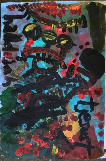 , 'Jesus,' 2015, Corcoran Fine Arts