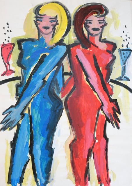 , 'Zwillinge,' 1978, Galerie Kornfeld