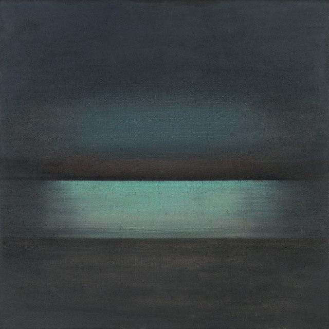 , 'Night at the Beach 2,' 2012, Galerie Kovacek & Zetter