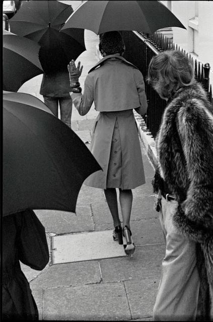 , 'Umbrella / Goodbye,' 1969, Kate Vass Galerie