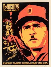 Bush Gore Poster