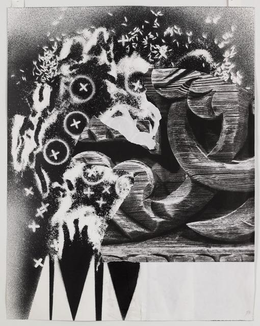Charline von Heyl, 'Folk Tales,' 2013, Whitney Biennial 2014