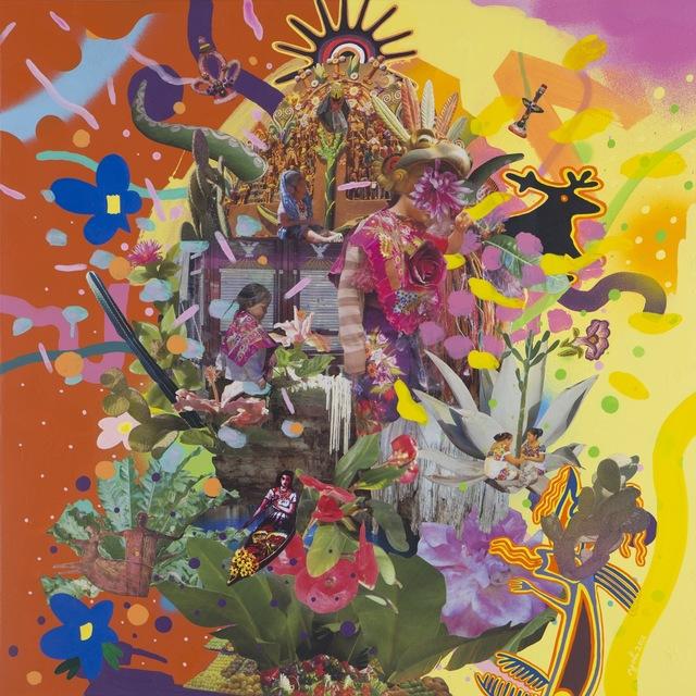 Yoh Nagao, 'Floating Colors II', 2016, Mirus Gallery
