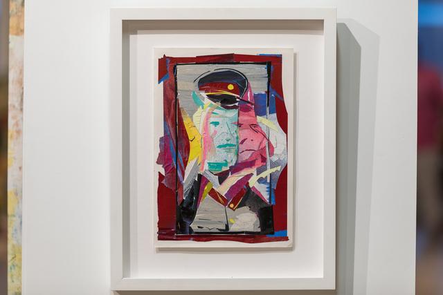 , 'Uncle Joe,' 2018, LCD Gallery