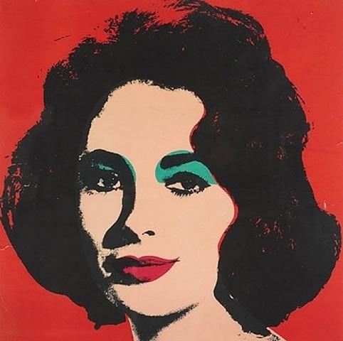 Andy Warhol, 'Liz Taylor (FS II.7)', 1965, DANE FINE ART