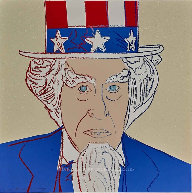 , 'Uncle Sam, 1981 (#259, Myths),' 1981, Martin Lawrence Galleries