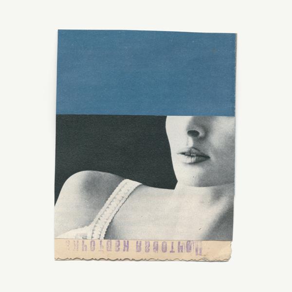 , 'Blue scenes 8,' 2016, Galerie Les filles du calvaire