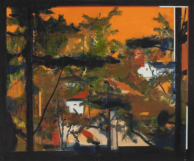 , 'Grand Scenic No.2,' 2015, Line Gallery