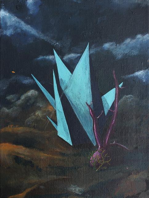 , 'Ek Mars,' 2018, Nathalia Tsala Gallery