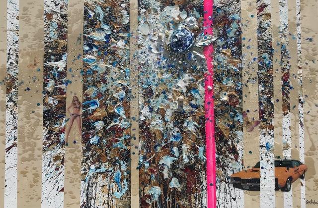 Quetzalcoatl, 'Detrás de un palo', 2019, Biaggi & Faure Fine Art