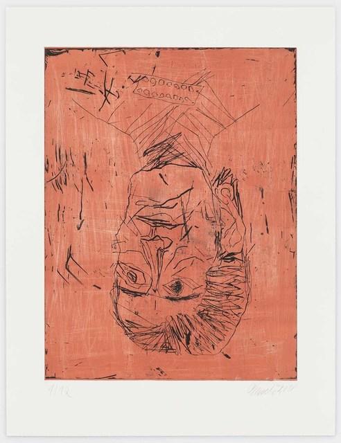 , 'Madame Rousseau II (Rose),' 2018, Cristea Roberts Gallery