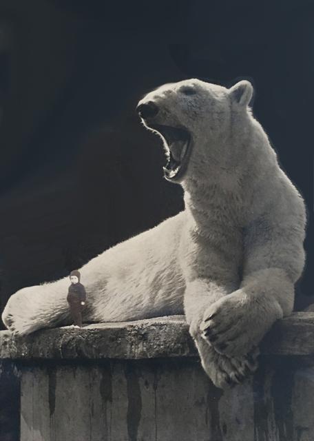 , 'Self Portrait with Polar Bear,' 1977, Zevitas Marcus