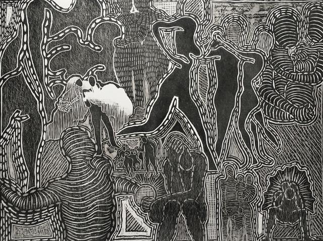William Cummins, 'A Stitch in Time', 2001, G44 Gallery