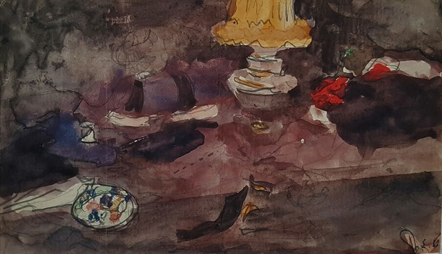 , 'La Table à Valvins,' 1896, Jill Newhouse Gallery