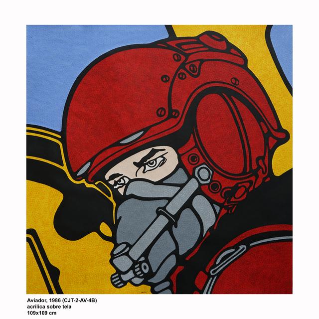 , 'Aviador,' 1986, Arte Fundamental