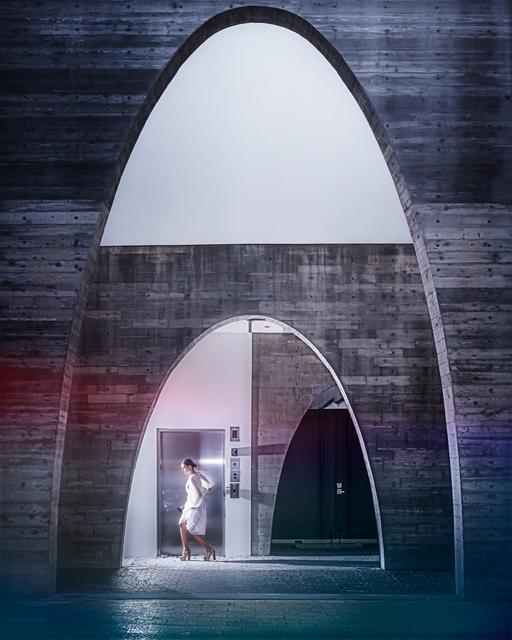 David Drebin, 'Going Up', 2014, Isabella Garrucho Fine Art
