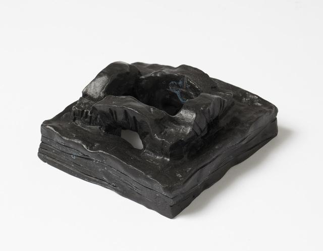 , 'Model for Karlsruhe,' 1987, Galleri Bo Bjerggaard