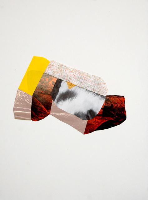 , 'FOLDED AND FUR, ,' 2014, ROCKELMANN  & PARTNER
