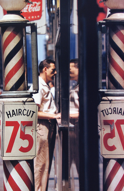 , 'Haircut,' 1956, Howard Greenberg Gallery