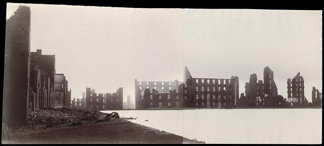 Alexander Gardner, 'Ruins of Gallego Flour Mills, Richmond', 1865, The Metropolitan Museum of Art