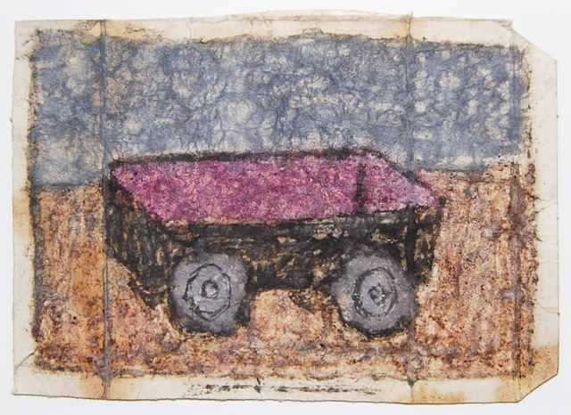 , 'Untitled (Wagon),' nd, Fleisher/Ollman