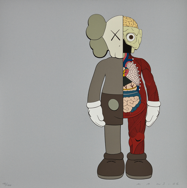 KAWS, 'Dissected Companion', 2006, Phillips