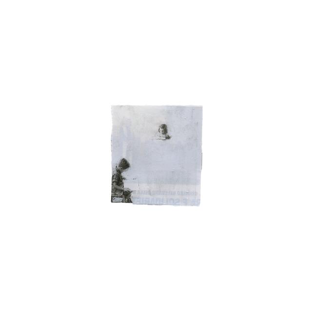 , 'Bianco Silenzio, detail #2,' 2017, Riccardo Crespi