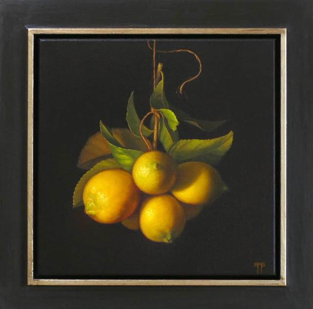 , 'Lemons,' 2017, ARCADIA CONTEMPORARY