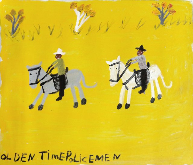 , 'Olden Time Policemen ,' 2011, Rebecca Hossack Art Gallery