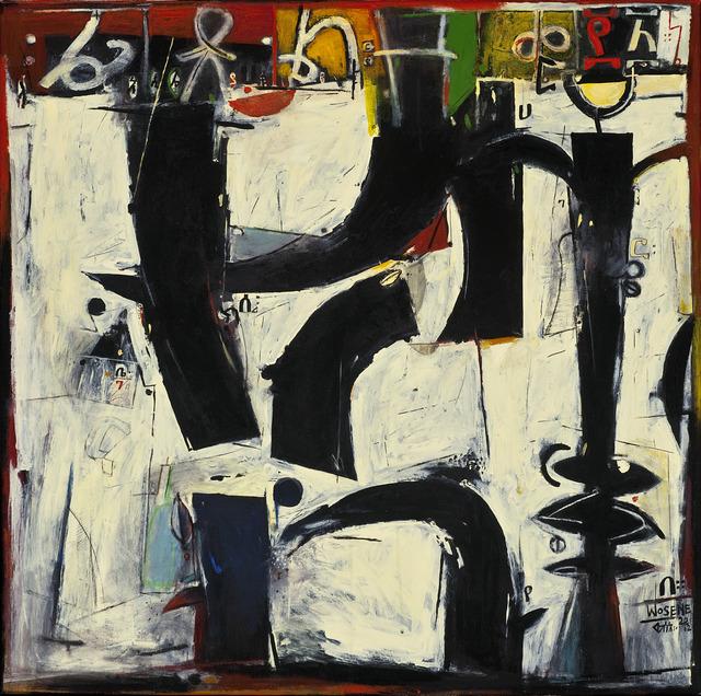, 'Words: Future Tense,' 2012, Addis Fine Art