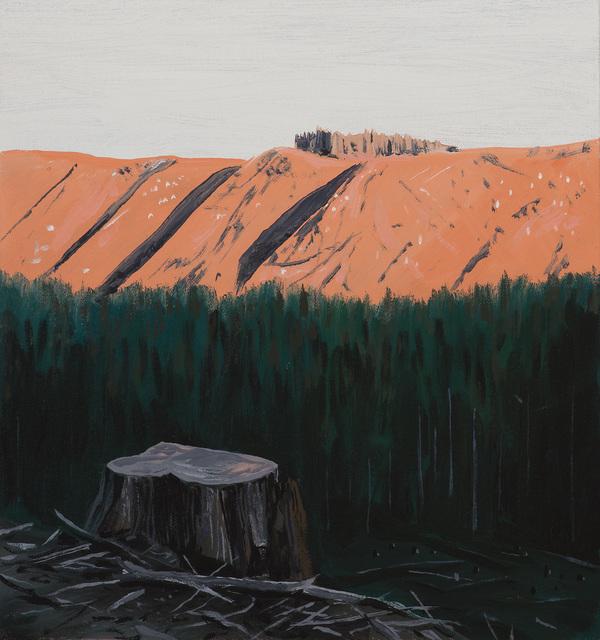 , 'Rim 1,' 2016, Russo Lee Gallery