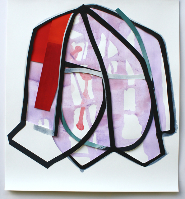 , 'Crowned,' 2015, Kathryn Markel Fine Arts
