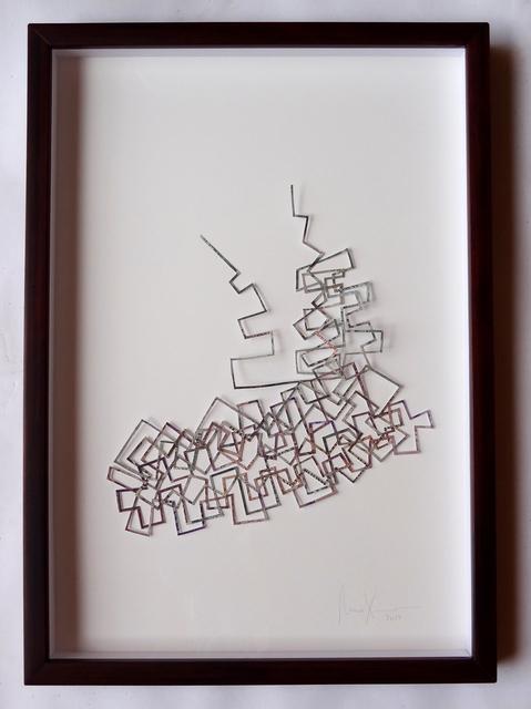 , 'Small money laberynth,' 2014, GALERÍA ETHRA