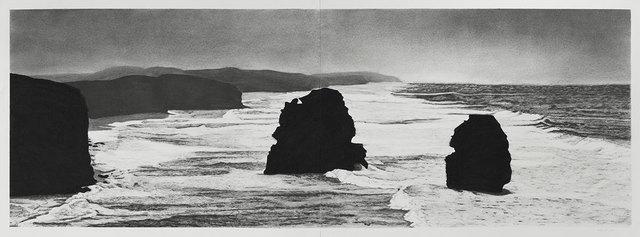 , 'Coast View,' 2018, Flinders Lane Gallery
