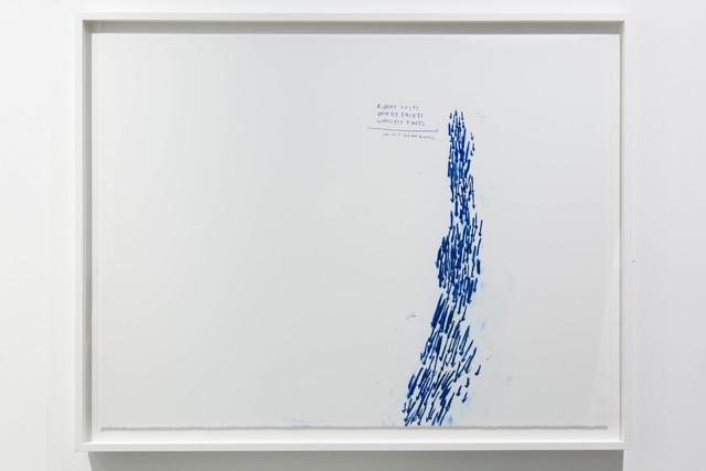 , 'Runny Rests,' 2014, Carroll / Fletcher