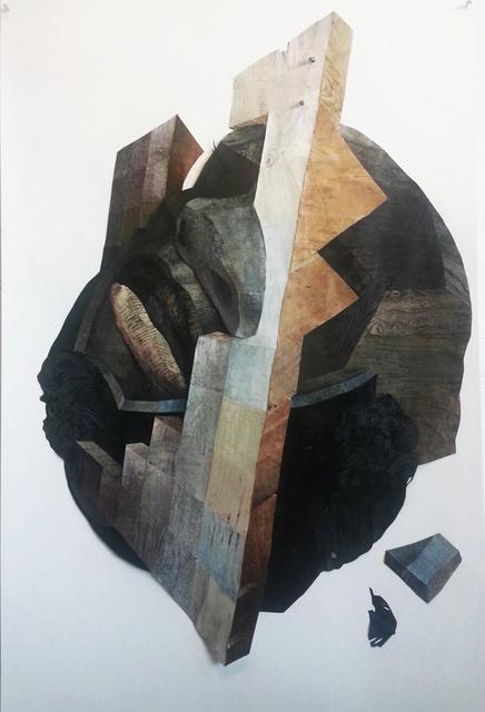 , 'Head with Support,' 2016, Galerie Anne de Villepoix