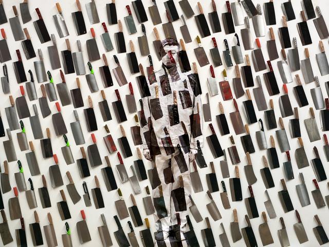 , 'Hiding in the City - Kitchen Knives,' 2012, Fabien Castanier Gallery