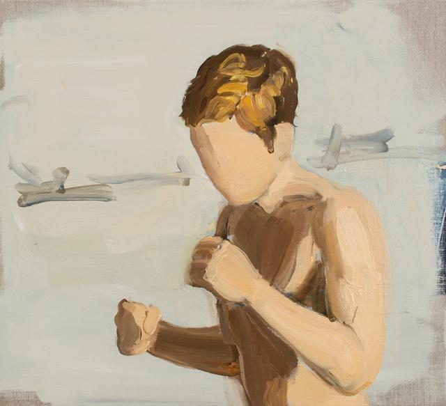 , 'Boxer,' 2015, Hosfelt Gallery