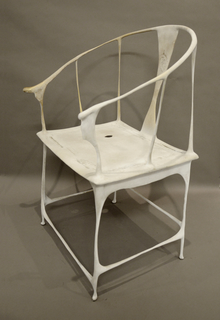 , 'Huashan Project –Round Back Chair,' 2014, Eli Klein Gallery