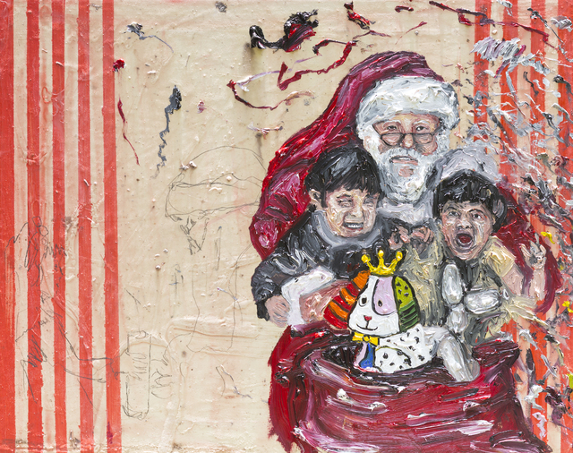 Camila Soato, 'Não Quero Natal, Quero Carnaval [I Don't Want Christmas, I Want Carnival]', 2014, Zipper Galeria