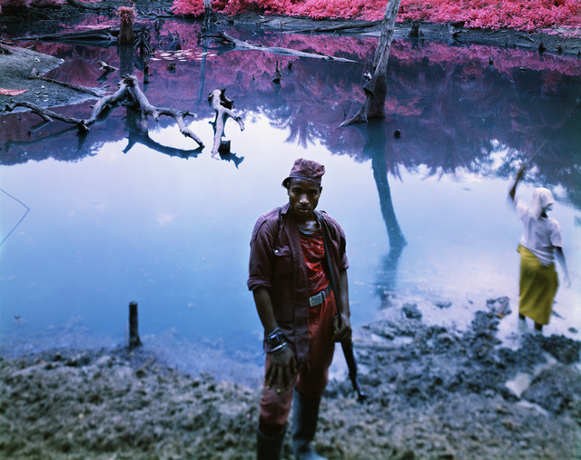 Richard Mosse, 'How to Wreck a Nice Beach', 2012, Jack Shainman Gallery
