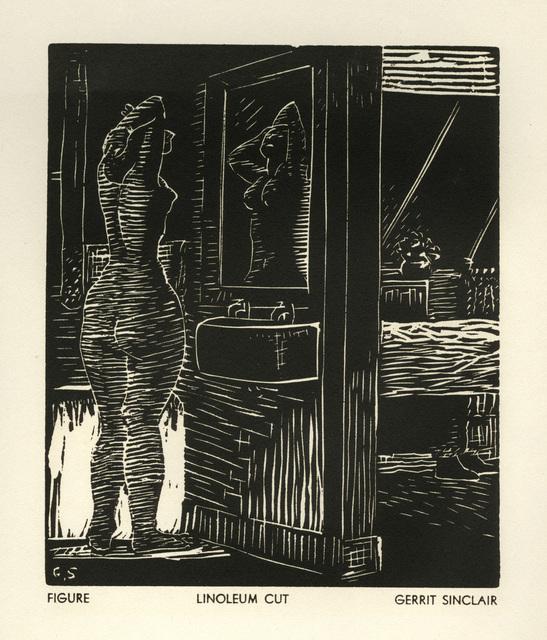 Gerrit Sinclair, 'Figure', 1936, David Barnett Gallery