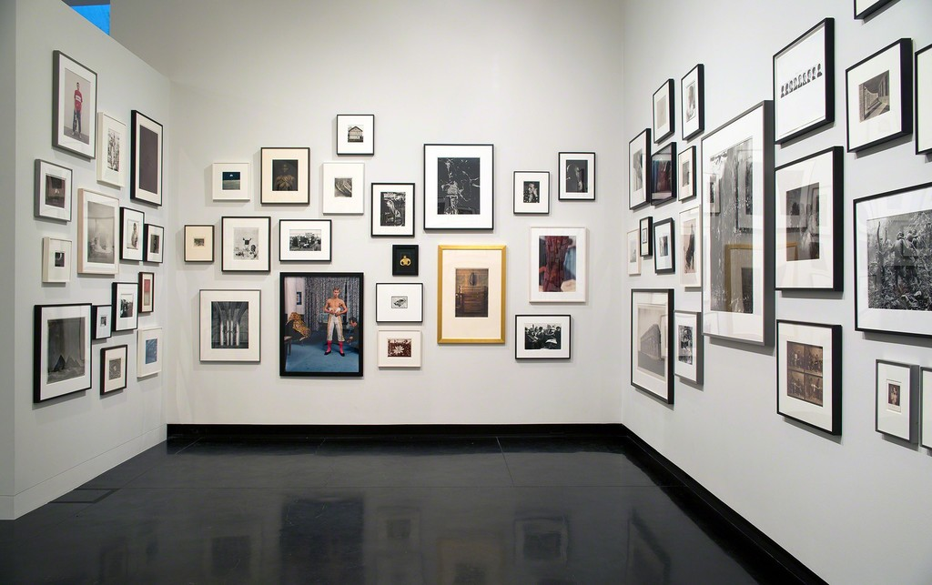 Installation view, Borrowed Light: Selections from the Jack Shear Collection, Tang Teaching Museum, 2016