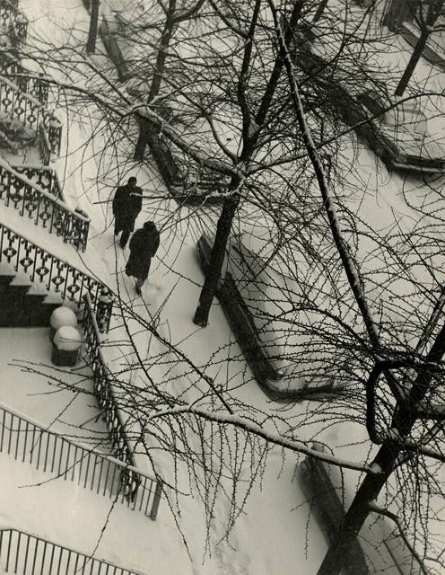 Todd Webb, 'St. Luke's Place, New York', 1956, Etherton Gallery