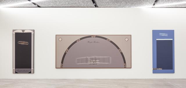 , 'Gianni Piacentino,' 2015, Fondazione Prada